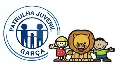 Campanha Leão Amigo da Criança e do Adolescente.